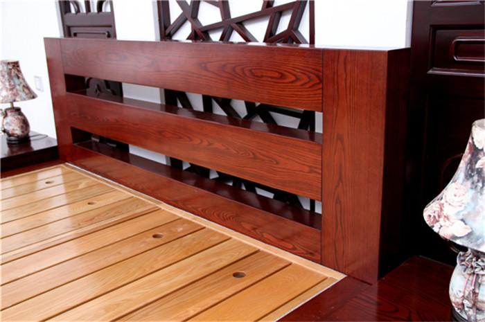 木言木语给您详述实木衣橱的内部结构