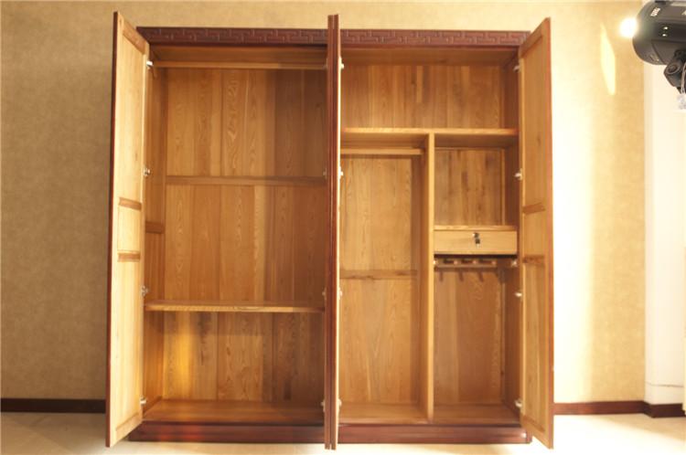 卧室实木家具 环保实木衣橱 > 高档环保实木衣橱-665#  【宝贝名称】