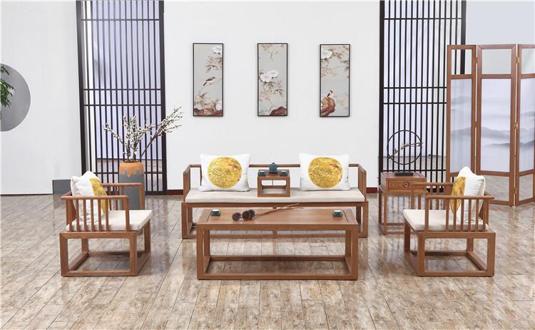 来木言木语选择你想要的新中式家具